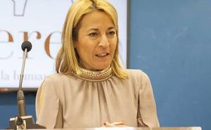 Nevado asegura que mientras sea alcaldesa de Cáceres, no se ejecutará el proyecto de mina