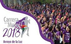 Arroyo de la Luz también quiere llevar a las #mujereshastalacima