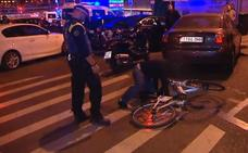 Sanciones de hasta 1.000 euros por circular en bici bajo los efectos del alcohol