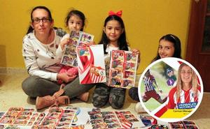 Los cromos de la Primera División Femenina nacen en Montijo
