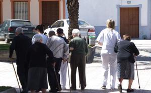 La Junta destina 12,7 millones para 422 plazas de mayores dependientes