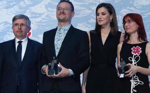 Una historia de ballet y una 'road movie' prehistórica, premios SM