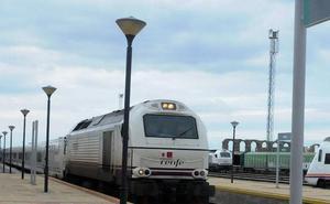 Una avería de tracción deja parado el tren Alcázar de San Juan-Badajoz