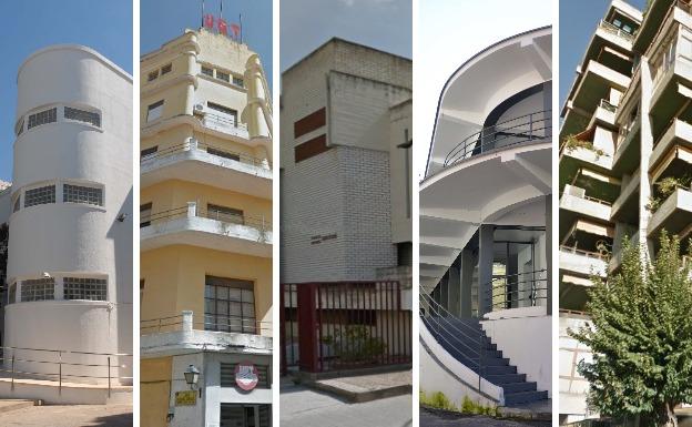 Ruta por el racionalismo arquitectónico de Badajoz