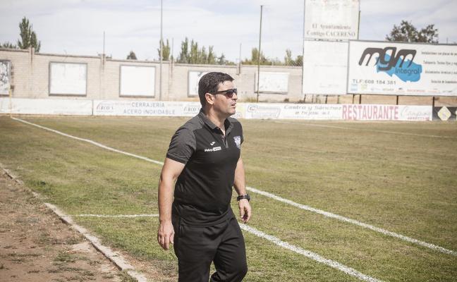 Javi Moreno: «Tenemos opciones para engancharnos otra vez»