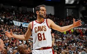 Los Cavaliers igualan la serie con cinco puntos de Calderón