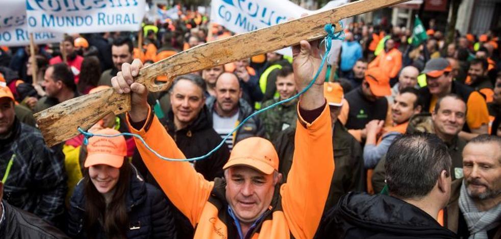 La caza mueve 6.500 millones y genera casi 200.000 empleos