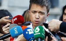 Iglesias confía en Errejón para ser el candidato de Podemos a la presidencia de Madrid