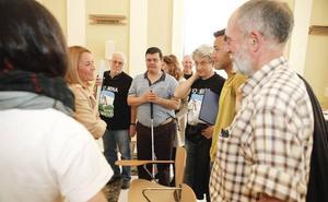 El pleno de Cáceres vota no a la mina y se activa la vía de los recursos