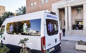 Ambulancias Tenorio estudia la petición de Vara de retirar la demanda penal contra los extrabajadores