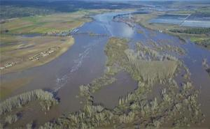 Extremadura instará al Gobierno a declarar las vegas del Tiétar zona catastrófica