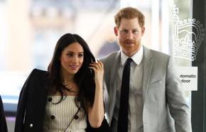 La fulgurante historia de amor del príncipe Enrique y Meghan Markle