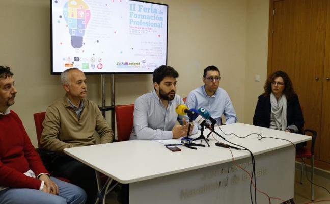 Diez centros de la provincia mostrarán las enseñanzas que imparten en la II Feria de la FP en Navalmoral