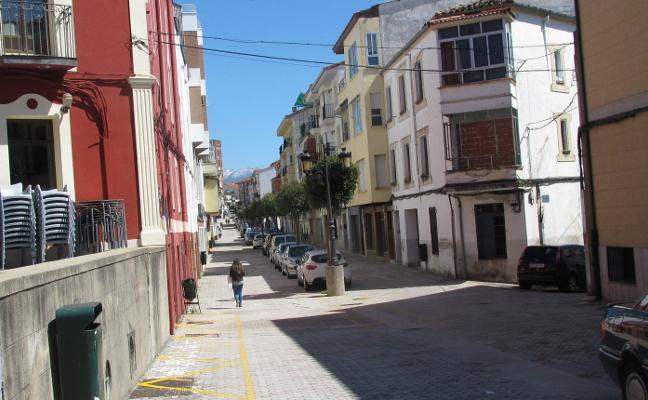 El arreglo de la avenida de Yuste de Jaraíz se realizará con cargo al Plan Activa por 462.750 euros