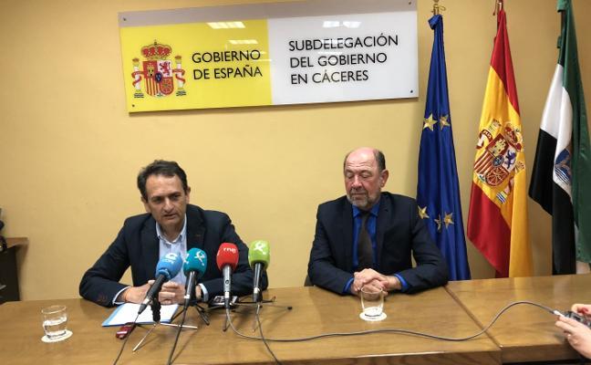 Cáceres recibe 17 millones para el antiguo PER y programas de empleo