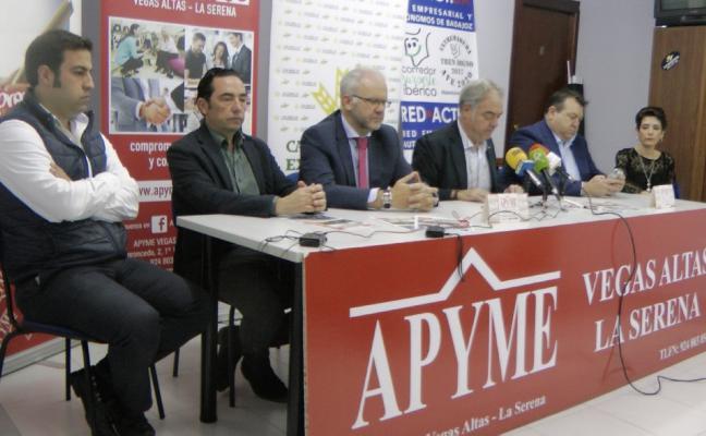 Apyme Vegas Altas y La Serena nomina a tres empresas para elegir la mejor del año