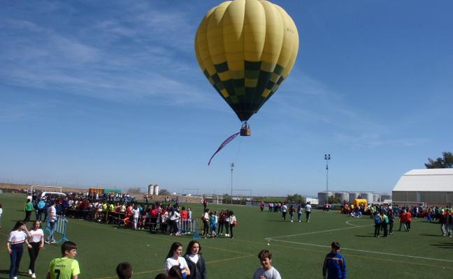 3.000 alumnos de 64 centros, en Educavita
