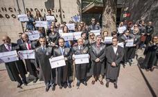 Abogados de Extremadura piden cobrar más por el turno de oficio