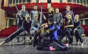 El Teatro Maltravieso Capitol de Cáceres acoge un espectáculo de Libertango Extrem