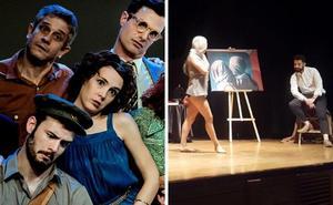 Teatro y magia, este fin de semana en el López de Ayala