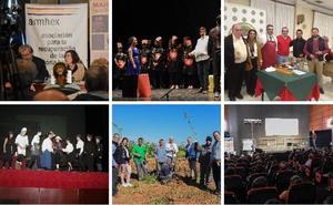 Jamón, teatro y a darse un homenaje
