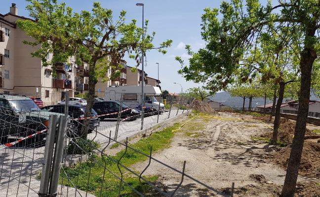 Medio Ambiente dedica 150.000 euros a la mejora de varios parques de la ciudad