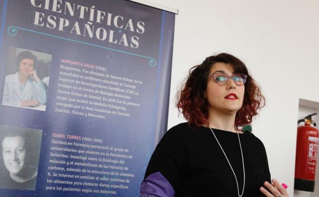 La muestra sobre científicas e inventoras se prolonga en La Gota