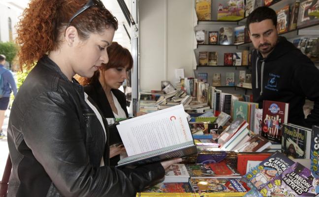 La Feria del Libro busca 30.000 lectores en 10 días