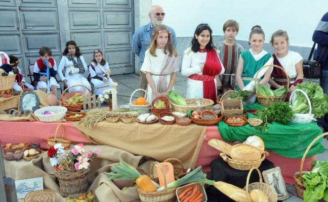 Los niños de Mérida cuidan y protegen sus monumentos