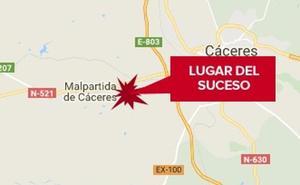 La Guardia Civil evita el robo en un supermercado de Malpartida de Cáceres
