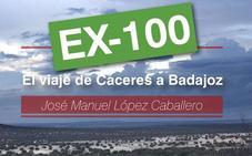 De Cáceres a Badajoz