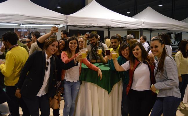 La Feria de la Cerveza Artesana se traslada al parque