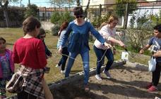 El colegio San Isidro Labrador se implica en la ecología y la economía sostenible