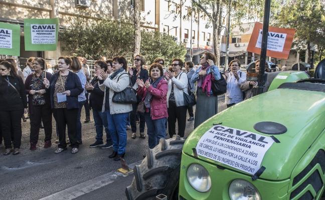 El tercer grado del exgerente de Caval enfrenta a la Fiscalía y la Audiencia de Badajoz
