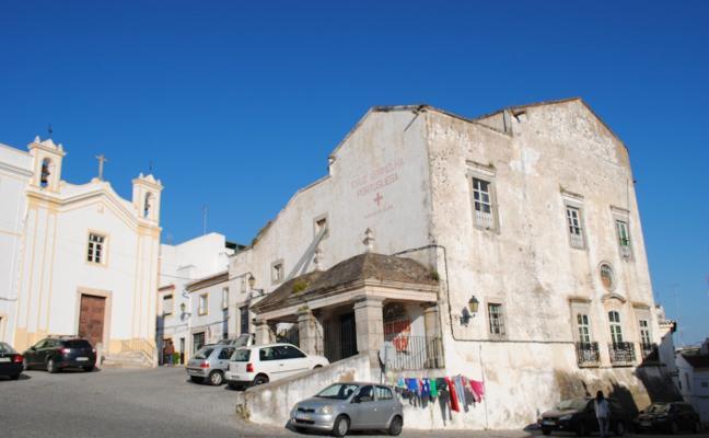 Elvas abre un centro de formación para enseñar a rehabilitar el patrimonio