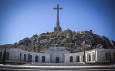 Comienzan los trabajos de exhumación en el Valle de los Caídos