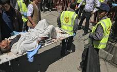 Daesh reivindica el atentado en un centro de registro de votantes en Kabul que deja 31 muertos