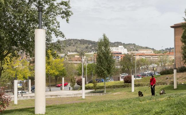 Parque dedicado al movimiento scout en Plasencia