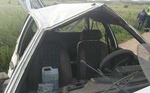 Solo el conductor del vehículo en el que falleció un menor en Villar del Rey llevaba el cinturón
