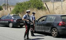 Arrestan en Italia a un ciudadano bosnio con un arsenal de guerra en un coche con destino Barcelona