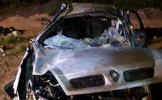 Los dos fallecidos y los tres heridos en el accidente cerca de Plasencia son de origen magrebí
