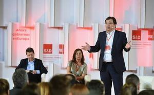 El PSOE abre primarias en Extremadura y otras cuatro regiones
