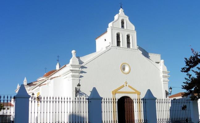 La ermita de la Virgen de las Nieves de La Zarza, incluida en el inventario de Patrimonio