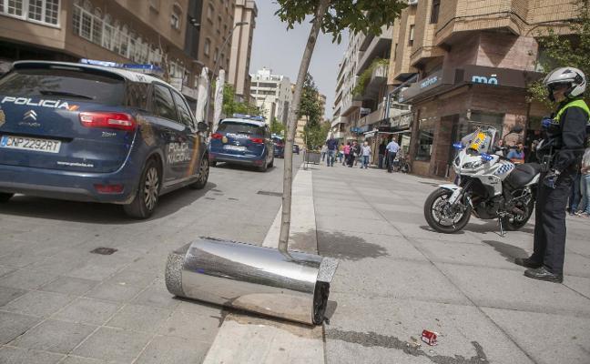 Gran despliegue policial en San Pedro de Alcántara por una pelea