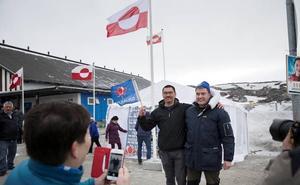 Groenlandia acude a las urnas con la independencia en el punto de mira