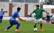 Borja García regresa a casa con otros colores