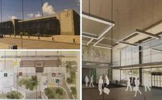 La estación de tren de Cáceres tendrá recarga para coches eléctricos y otro frente comercial