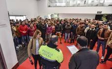 El Ayuntamiento de Badajoz anula un ejercicio de la oposición de policía para evitar favoritismo