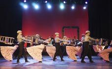 El Ballet Folklórico de Extremadura ofrece este sábado en Badajoz el espectáculo 'Aire de Danza'