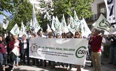 Empleados públicos del Estado piden la equiparación salarial con los autonómicos